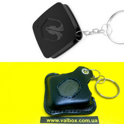 A5.  Призрак/Prizrak ключ метка Key-id BT-4.2 кожаный чехол