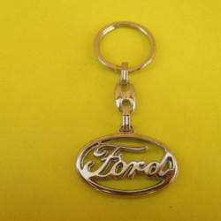Брелок FORD/Форд хром