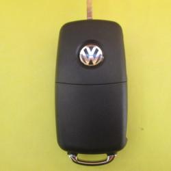 Корпус ключа, Volkswagen с 2010 года выкидной ключ 3 кнопки лезвие HU66