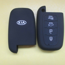 Силиконовый чехол KIA для смарт ключа 4 кнопки