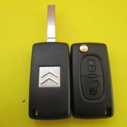 Корпус ключа Citroen 2 kn лезвие va2