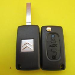 Корпус ключа Citroen 3 kn лезвие va2