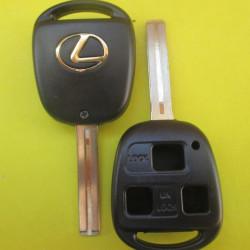 Корпус ключа Lexus 3 kn ЛЕЗВИЕ TOY 48