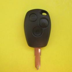 Корпус ключа Renault 3 knopki