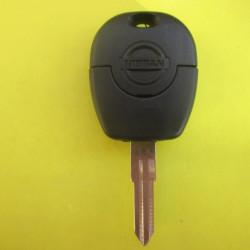 Корпус ключа Nissan NSN11