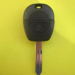 Корпус ключа Nissan NSN14