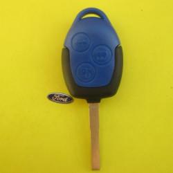 Корпус ключа FORD лезвие HU101 3 кнопки