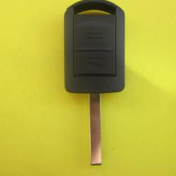 Корпус ключа OPEL лезвие HU100 2 кнопки
