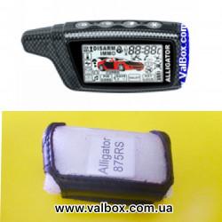 ALLIGATOR 875 RS Кожаный чехол для брелка автосигнализации