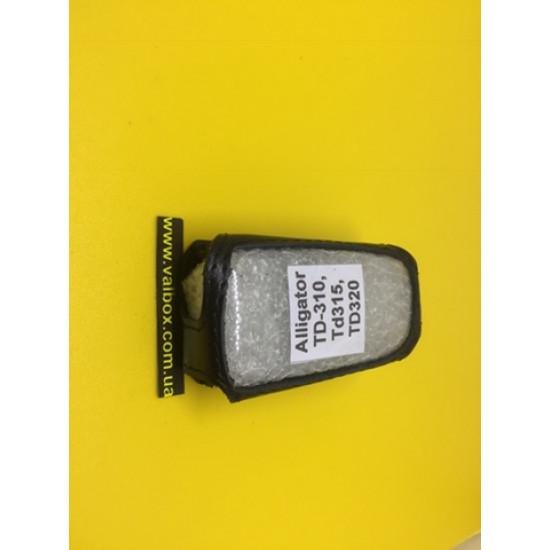 ALLIGATOR TD-310/TD-315/TD-320 Кожаный чехол для брелка автосигнализации
