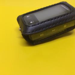 EAGLEMASTER E4 Кожаный чехол для брелка автосигнализации
