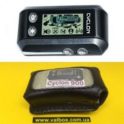 CYCLON 900 Кожаный чехол для брелка автосигнализации