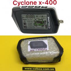 CYCLON X-400 КОЖАНЫЙ ЧЕХОЛ ДЛЯ БРЕЛКА СИГНАЛИЗАЦИИ