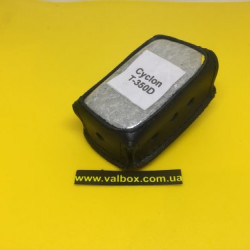 CYCLON T-350D Кожаный чехол для брелка автосигнализации
