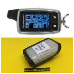 EAGLEMASTER E2 Кожаный чехол для брелка автосигнализации