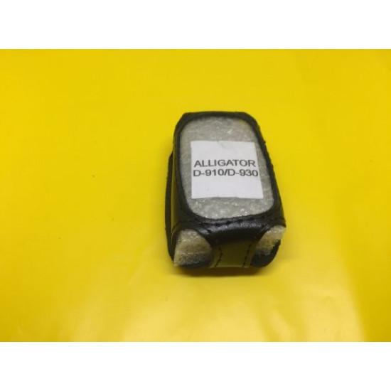 ALLIGATOR D-910/D-930 Кожаный чехол для брелка автосигнализации