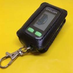 CYCLON 950 Кожаный чехол для брелка автосигнализации
