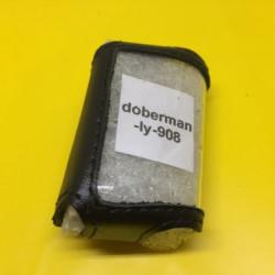 DOBERMAN LY-908 Кожаный чехол для брелка автосигнализации