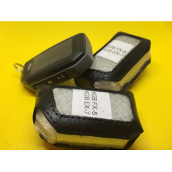 KGB EX-7/KGB FX-8 Кожаный чехол для брелока автосигнализации