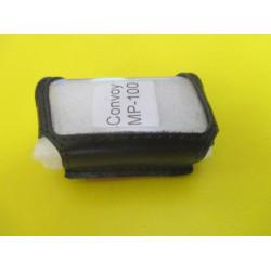 CONVOY MP-100/CYCLON 011 Кожаный чехол для брелка автосигнализации