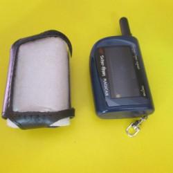 SCHER-KHAN MAGICAR 4/3 Кожаный чехол для брелока автосигнализации