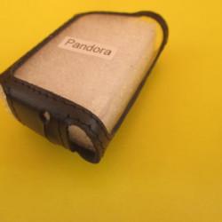 PANDORA DXL-5000 Кожаный чехол для брелока автосигнализации