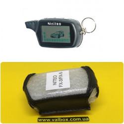NITEO FX-3/FX-5 Кожаный чехол для брелока автосигнализации