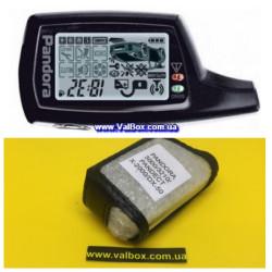 PANDORA 3000/3210/PANDECT X-2000/DX-50 Кожаный чехол для брелока автосигнализации