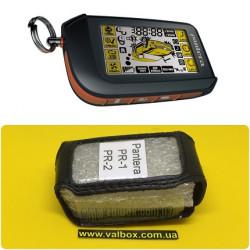 PANTERA PR-1/PR-2 CAN Кожаный чехол для брелока автосигнализации
