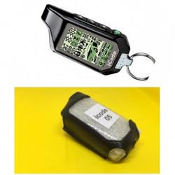 iCODE 05 Кожаный чехол для брелка автосигнализации