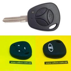 Lada силиконовый чехол для ключа 3-Кнопки
