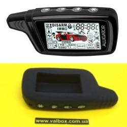 ALLIGATOR 875 RS Силиконовый чехол для брелка автосигнализации