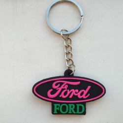 Брелок FORD/Форд резиновый