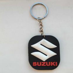 Брелок SUZUKI/Сузуки резиновый