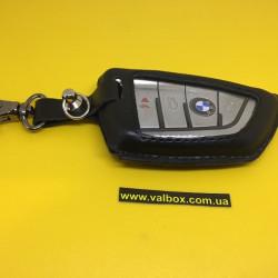 BMW Кожаный чехол для смарт ключа ручной работы, HANDMADE LEATHER CASES
