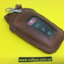 TOYOTA кожаный чехол для смарт ключа, ручной работы