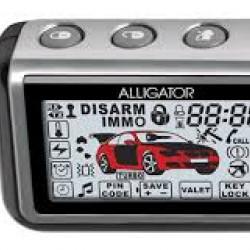 ALLIGATOR D-950/D-970/D-975/D-1100 RSG Кожаный чехол для брелка автосигнализации