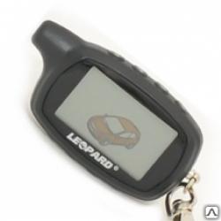 LEOPARD 9010 Кожаный чехол для брелка автосигнализации