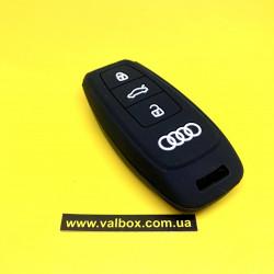 Audi силиконовый чехол для ключа A6,A8,Q5,Q7,Q8