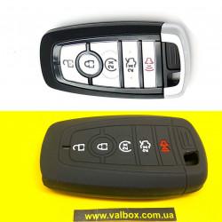 Ford Edge/explorer чехол силиконовый для Смарт ключа