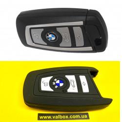 BMW чехол силиконовый для ключа f-серии