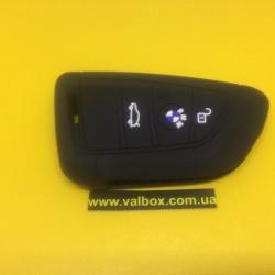 BMW Силиконовый чехол для ключа на 3 кнопки