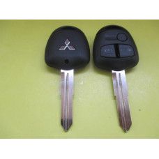 Корпус ключа Mitsubishi,3кн