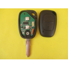 ключ Opel VIVARO 433mhz (2 кнопки) лезвие VAC102