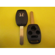HONDA корпус ключа 4 кнопки лезвие HON66