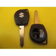 Suzuki корпус ключа 2 кнопки