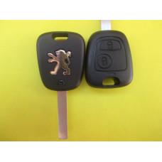 Корпус ключа Peugeot VA2