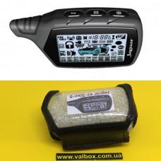 JAGUAR EZ-3/EZ-5 Кожаный чехол для брелока автосигнализации