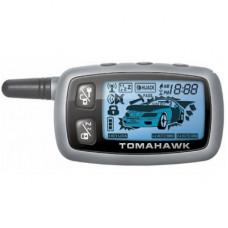 TOMAHAWK 7010 Кожаный чехол для брелока автосигнализации