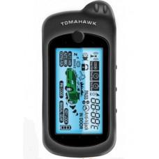 TOMAHAWK Z3/Z5 Кожаный чехол для брелока автосигнализации